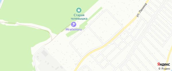 БМК 3-й сад на карте Белорецка с номерами домов