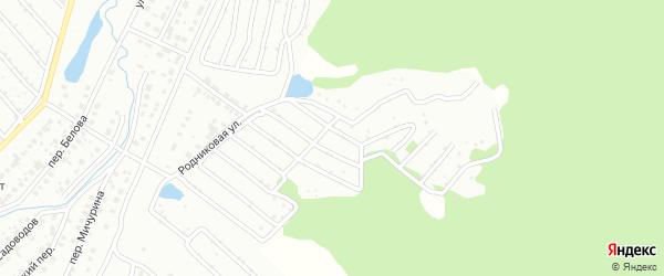 Сад БЗТРП N12 на карте Белорецка с номерами домов