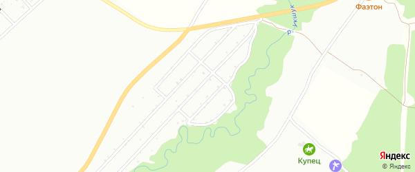 Сад Мечта на карте Белорецка с номерами домов