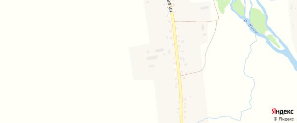 Солдатская улица на карте деревни Султановки с номерами домов