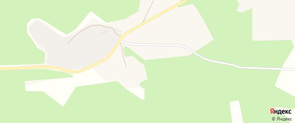 Улица Блиновка на карте Межевого поселка с номерами домов