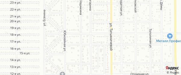 Улица Люгарина на карте Магнитогорска с номерами домов
