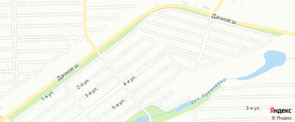 Строитель-1 Сад1 на карте Магнитогорска с номерами домов