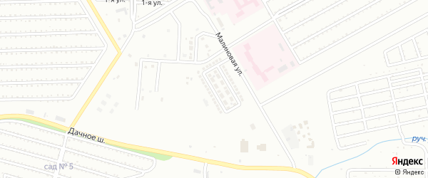 Улица Героя соцтруда Василия Котова на карте Магнитогорска с номерами домов