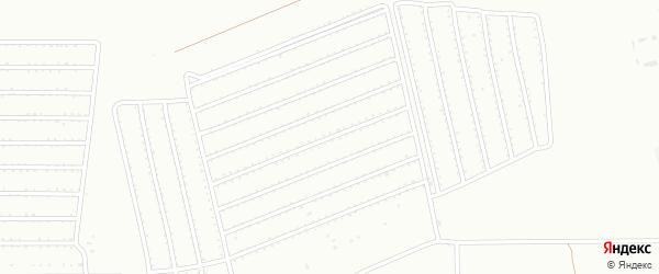 Территория ГСК Цементник на карте Магнитогорска с номерами домов