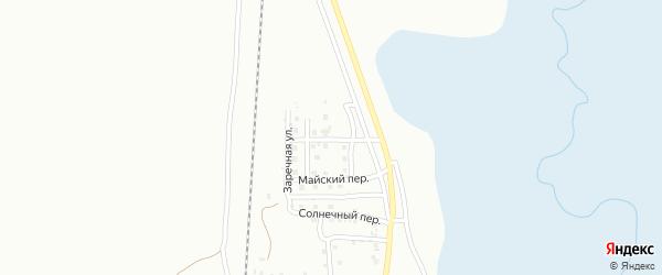 Ильинская улица на карте Магнитогорска с номерами домов