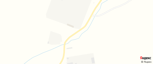 Улица 100-летия комбината Магнезит на карте Сатки с номерами домов