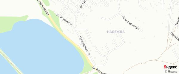 Улица Романтиков на карте Магнитогорска с номерами домов