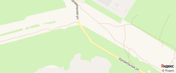 Кровельная улица на карте Учалы с номерами домов