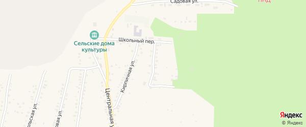 Ремесленная улица на карте Учалы с номерами домов
