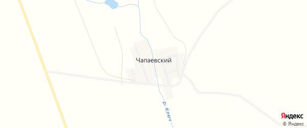 Карта Чапаевского поселка в Челябинской области с улицами и номерами домов