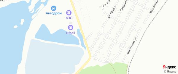 Улица им В.Г.Короленко на карте Златоуста с номерами домов