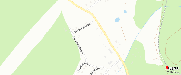 Малиновая улица на карте Златоуста с номерами домов