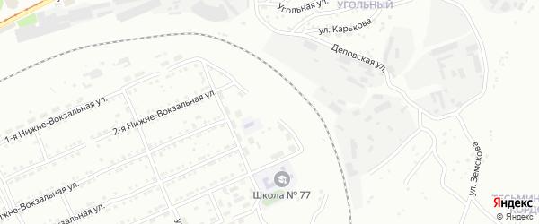Улица им Д.Н.Мамина-Сибиряка на карте Златоуста с номерами домов
