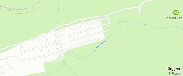 Территория ГК Строитель на карте Златоуста с номерами домов