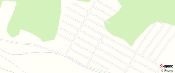СПК Южный сад на карте Миасса с номерами домов