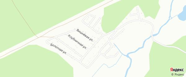 СПК Ольховый сад на карте Миасса с номерами домов