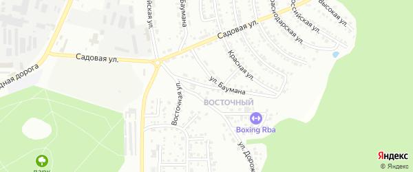 Копейская улица на карте Миасса с номерами домов
