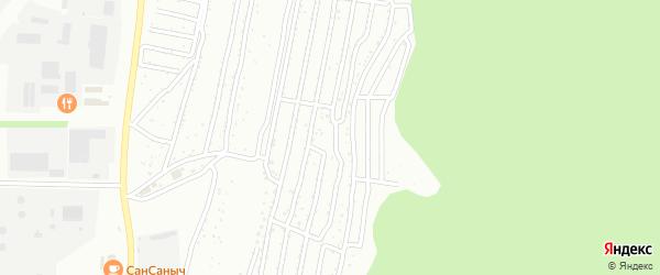 Улица ГПК 4 Урал на карте Миасса с номерами домов
