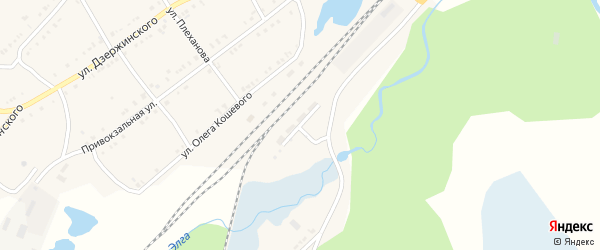 Киалимская улица на карте Карабаша с номерами домов