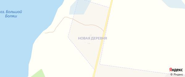 Населенный пункт п/л им Феди Горелова на карте Чебаркуля с номерами домов