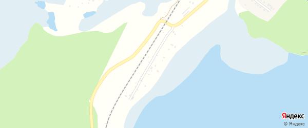 СНТ Фаянс на карте Кыштыма с номерами домов