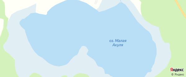 Улица ТНПГ Акуля на карте Кыштыма с номерами домов