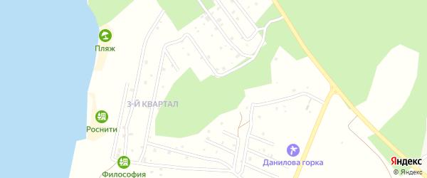 Сад Здоровье на карте Челябинска с номерами домов