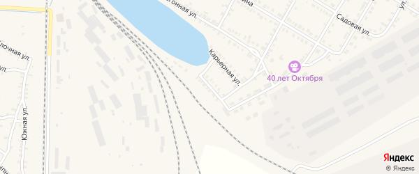 Улица Матросова на карте Карталы с номерами домов