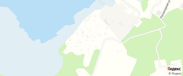 СНТ Разъезд А на карте Озерска с номерами домов