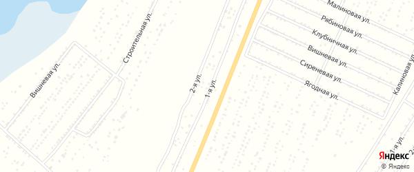 СНТ Иртяш на карте Озерска с номерами домов
