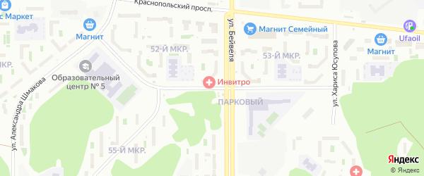 Улица Скульптора Головницкого на карте Челябинска с номерами домов
