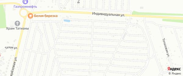 Сад ПКСТ Слава на карте Челябинска с номерами домов