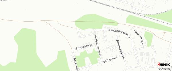 Сливовая улица на карте Челябинска с номерами домов