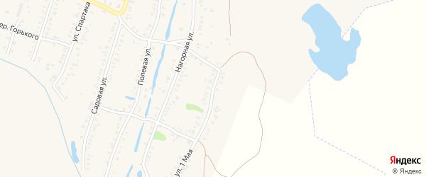 1 Мая улица на карте Еманжелинска с номерами домов
