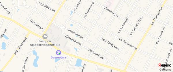 Улица Парижской Коммуны на карте Коркино с номерами домов