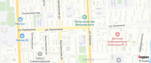 Улица 1 Дом Инвалидов на карте Челябинска с номерами домов