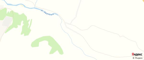 Карта Мельничного поселка в Челябинской области с улицами и номерами домов