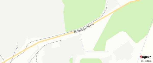 Территория Электродный завод на карте Челябинска с номерами домов