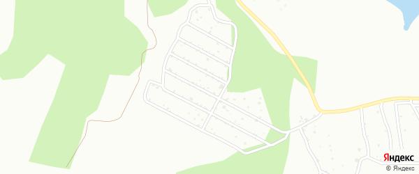 СНТ Курочкино-2 на карте Копейска с номерами домов