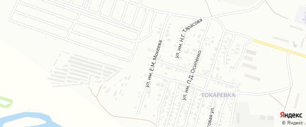 Улица им М.С.Урицкого на карте Троицка с номерами домов