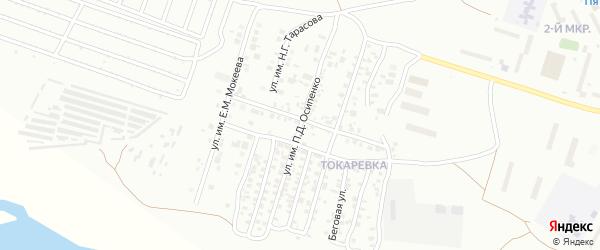 Улица им П.Г.Ильина на карте Троицка с номерами домов
