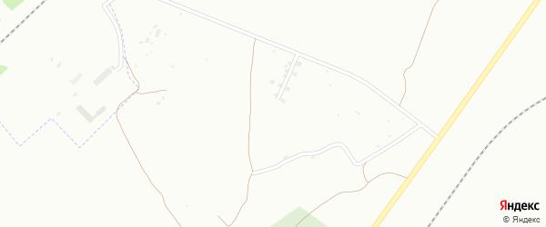 Территория ГСК Железнодорожник на карте Челябинска с номерами домов