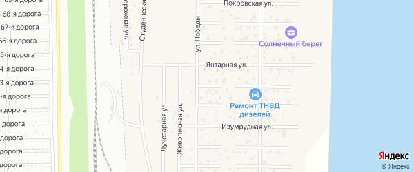 Футбольный 2-й переулок на карте деревни Чурилово с номерами домов