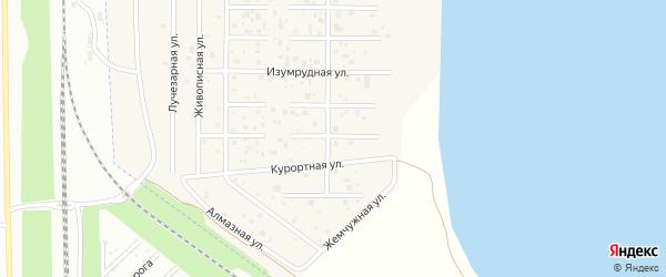 Грибной 1-й переулок на карте деревни Чурилово с номерами домов