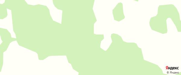 Карта деревни Кораблево Селезянского СП в Челябинской области с улицами и номерами домов