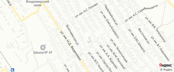 Улица им Сергея Лазо на карте Троицка с номерами домов