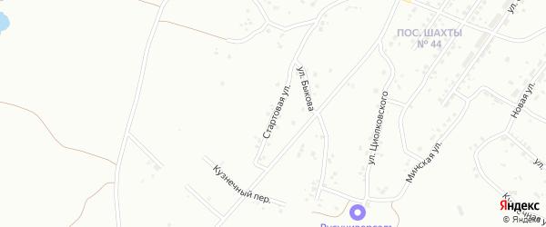 Стартовая улица на карте Копейска с номерами домов