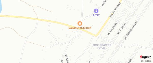 Планерная улица на карте Копейска с номерами домов