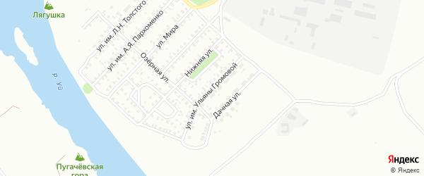 Улица им Ульяны Громовой на карте Троицка с номерами домов